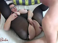 Deutsche BBW Patty Boobs bumst gerne