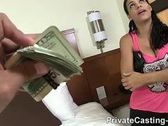 Ehefrau fickt fur geld