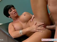 Milf Shay Fox fickt Christian Xxx